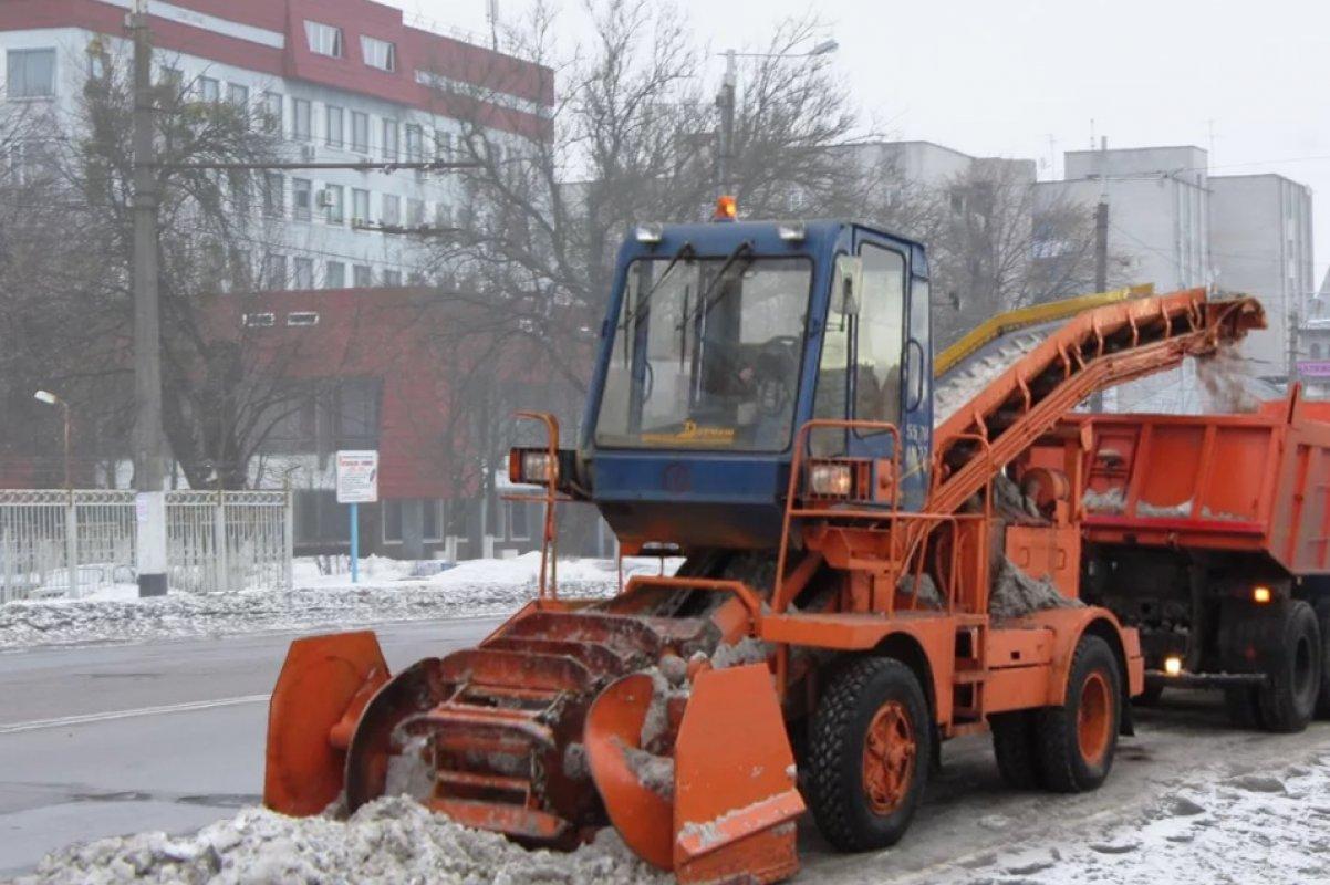 Транспортер снегоуборочный минераловодский элеватор мкхп ооо